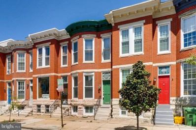 116 Ostend Street W, Baltimore, MD 21230 - MLS#: 1000469174