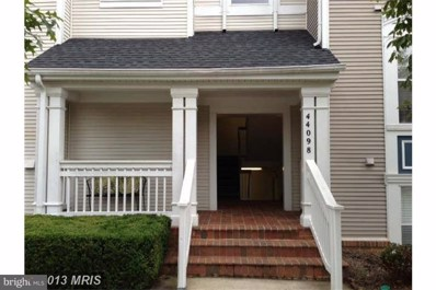 44098 Natalie Terrace UNIT 201, Ashburn, VA 20147 - MLS#: 1000469332