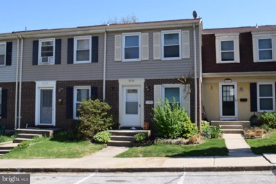 3535 Moultree Place, Baltimore, MD 21236 - MLS#: 1000469420