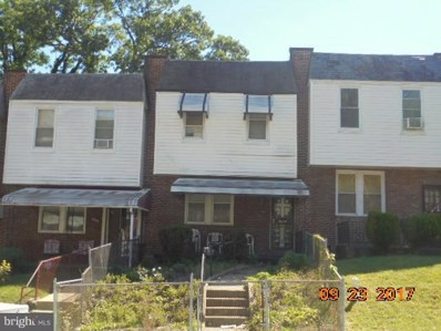 2461 Cold Spring Lane, Baltimore, MD 21215 - MLS#: 1000470044