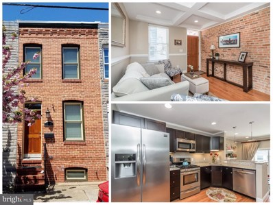 1410 Haubert Street, Baltimore, MD 21230 - MLS#: 1000470396