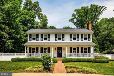 1017 Hillcrest Terrace, Fredericksburg, VA 22405 - MLS#: 1000471206