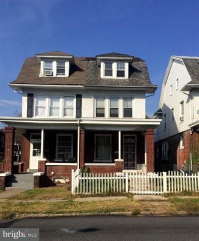 1714 Herr Street, Harrisburg, PA 17103 - MLS#: 1000471404