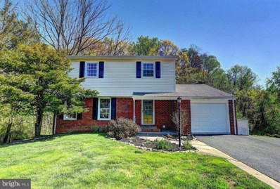 1607 Honeysuckle Drive, Forest Hill, MD 21050 - MLS#: 1000471450