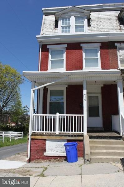 414 Woodbine Street, Harrisburg, PA 17110 - MLS#: 1000472558