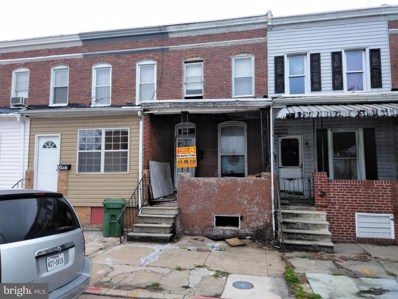 640 Payson Street S, Baltimore, MD 21223 - #: 1000472758