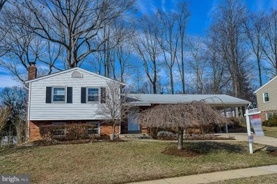 6710 Greenview Lane, Springfield, VA 22152 - MLS#: 1000472838