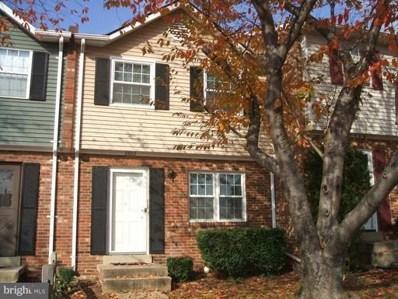 3502 Coxcomb Mews, Woodbridge, VA 22193 - MLS#: 1000473150