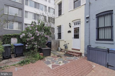 921 Hughes Mews NW, Washington, DC 20037 - MLS#: 1000473212