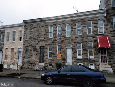 212 Payson Street S, Baltimore, MD 21223 - MLS#: 1000473330