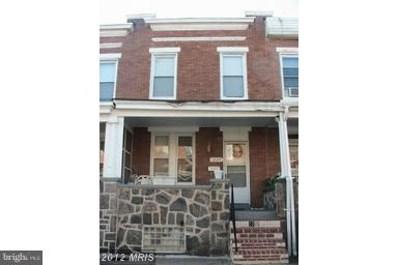 1220 Curley Street N, Baltimore, MD 21213 - MLS#: 1000474086