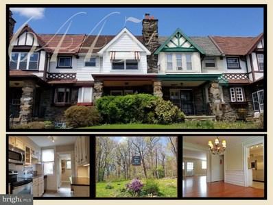 6445 Woodcrest Avenue, Philadelphia, PA 19151 - MLS#: 1000474184