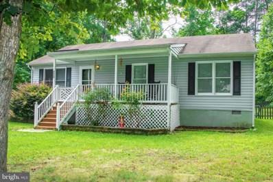 428 Dorset Drive, Ruther Glen, VA 22546 - MLS#: 1000474392