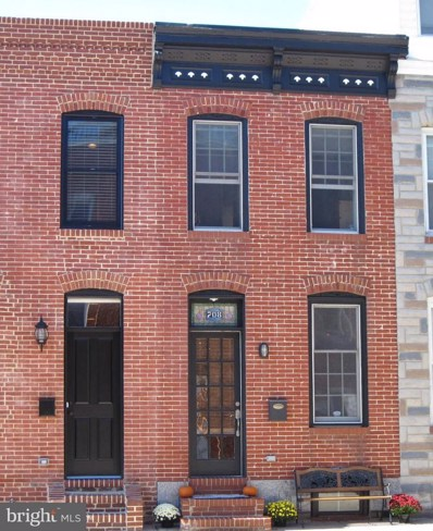 708 Luzerne Avenue S, Baltimore, MD 21224 - MLS#: 1000474426
