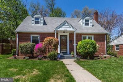 1705 Flora Lane, Silver Spring, MD 20910 - MLS#: 1000474480