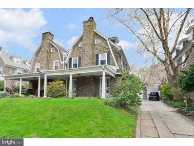 3308 W Queen Lane, Philadelphia, PA 19129 - MLS#: 1000474868