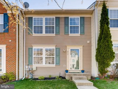217 Oliver Heights Road, Owings Mills, MD 21117 - MLS#: 1000475036