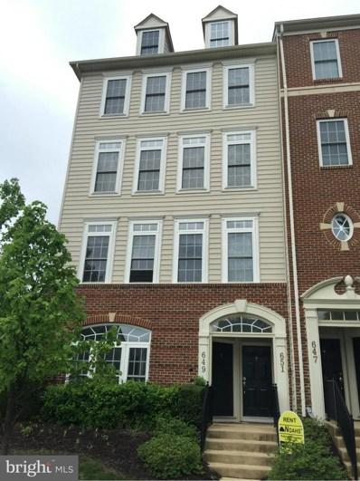 651 Whetstone Glen Street, Gaithersburg, MD 20877 - MLS#: 1000475280