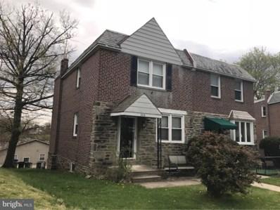 208 Blythe Avenue, Drexel Hill, PA 19026 - MLS#: 1000475290