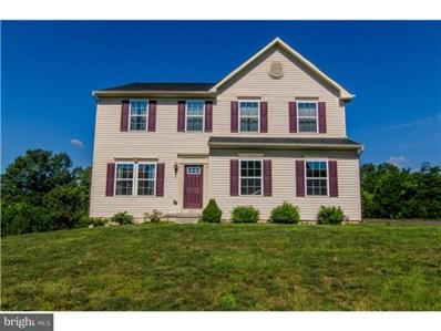 221 Green Meadow Drive, Douglassville, PA 19518 - MLS#: 1000475344