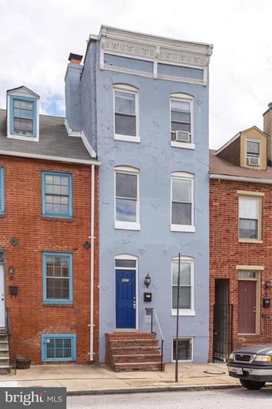 807 Hanover Street S, Baltimore, MD 21230 - MLS#: 1000475386