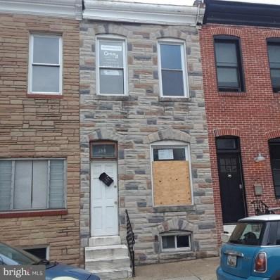 122 Curley Street N, Baltimore, MD 21224 - MLS#: 1000476348