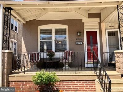 7030 VanDike Street, Philadelphia, PA 19135 - MLS#: 1000477588