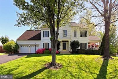 7408 Howell Run Court, Manassas, VA 20112 - MLS#: 1000478428