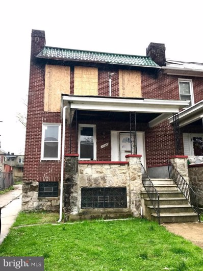 3845 Forest Park Avenue, Baltimore, MD 21216 - MLS#: 1000478520