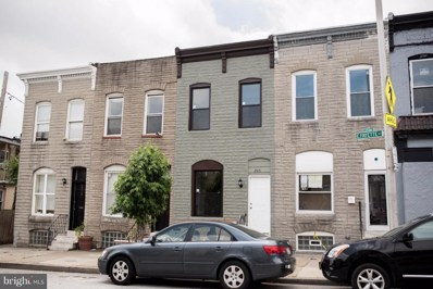 2515 Fayette Street E, Baltimore, MD 21224 - MLS#: 1000478814
