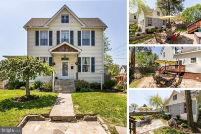 52 Glenwood Avenue, Baltimore, MD 21228 - MLS#: 1000479278