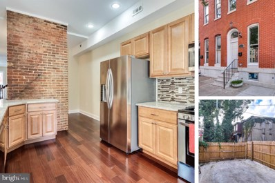 1530 Caroline Street N, Baltimore, MD 21213 - MLS#: 1000479648