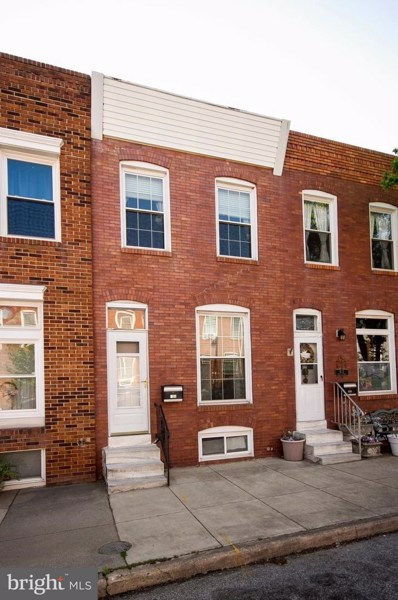 631 Fagley Street, Baltimore, MD 21224 - MLS#: 1000480098