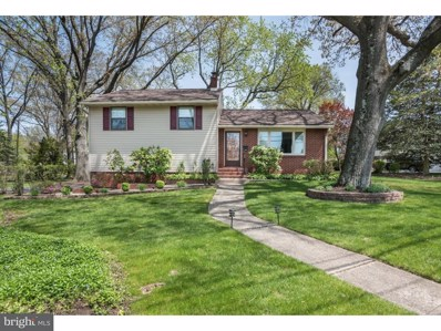1400 Morgan Avenue, Cinnaminson, NJ 08077 - MLS#: 1000482612
