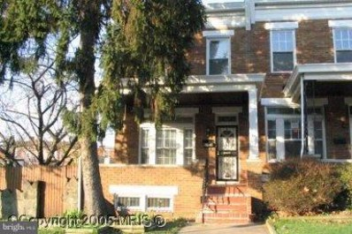 3245 Dudley Avenue, Baltimore, MD 21213 - MLS#: 1000483046