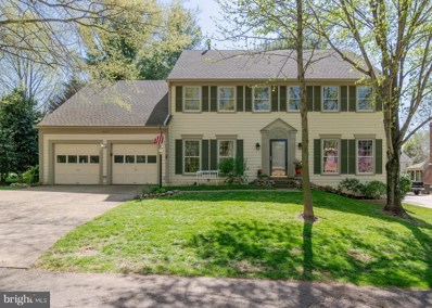 14825 Hunting Path Place, Centreville, VA 20120 - MLS#: 1000483344