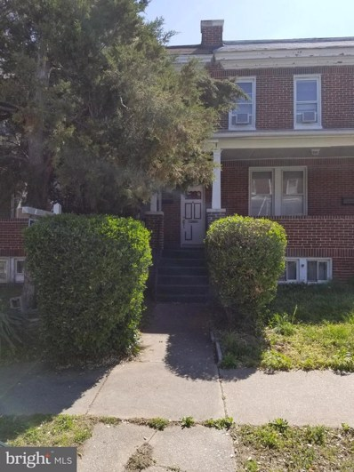 4013 Wilsby Avenue, Baltimore, MD 21218 - #: 1000483590