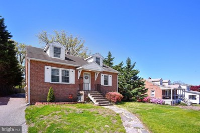 107 Charles Road, Linthicum Heights, MD 21090 - MLS#: 1000483882