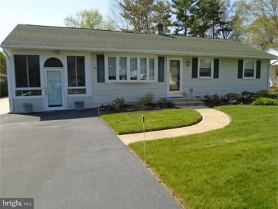 574 Overbrook Road, Vineland, NJ 08360 - MLS#: 1000484844