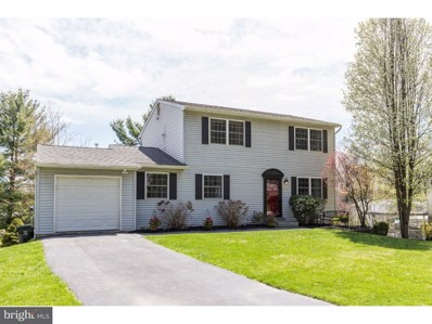 22 Hillcrest Drive, Downingtown, PA 19335 - MLS#: 1000485010