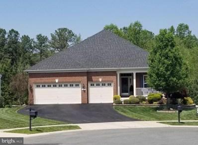 5601 Cedar Mountain Court, Fredericksburg, VA 22407 - MLS#: 1000485100