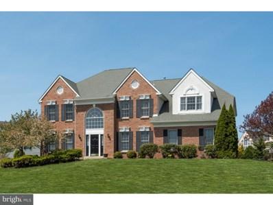 424 Elizabeth Way, Hilltown, PA 19440 - #: 1000485302
