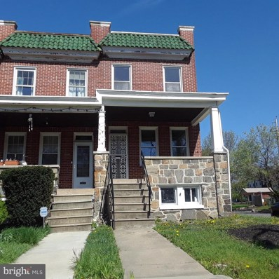 3701 Old York Road, Baltimore, MD 21218 - MLS#: 1000486356