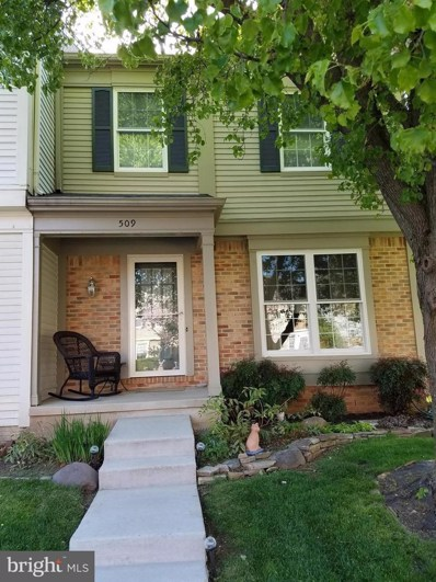 509 Currant Terrace NE, Leesburg, VA 20176 - MLS#: 1000486406