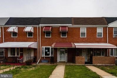 63 Upmanor Road, Baltimore, MD 21229 - MLS#: 1000486686