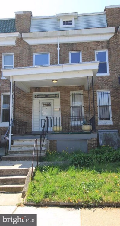 3821 Fairview Avenue, Baltimore, MD 21216 - MLS#: 1000487688