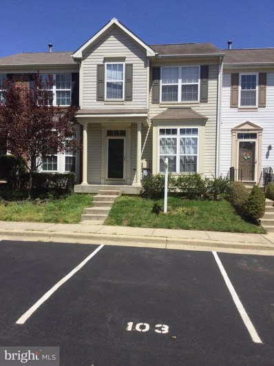 2512 Short Putt Court, Crofton, MD 21114 - MLS#: 1000489718
