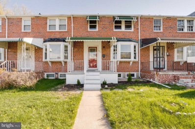 1217 Winston Avenue, Baltimore, MD 21239 - MLS#: 1000490250