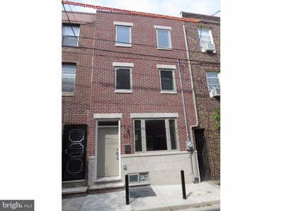823 League Street, Philadelphia, PA 19147 - MLS#: 1000490828