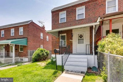 6421 Danville Avenue, Baltimore, MD 21224 - MLS#: 1000490962